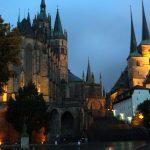 Dom und Severikirche in Erfurt